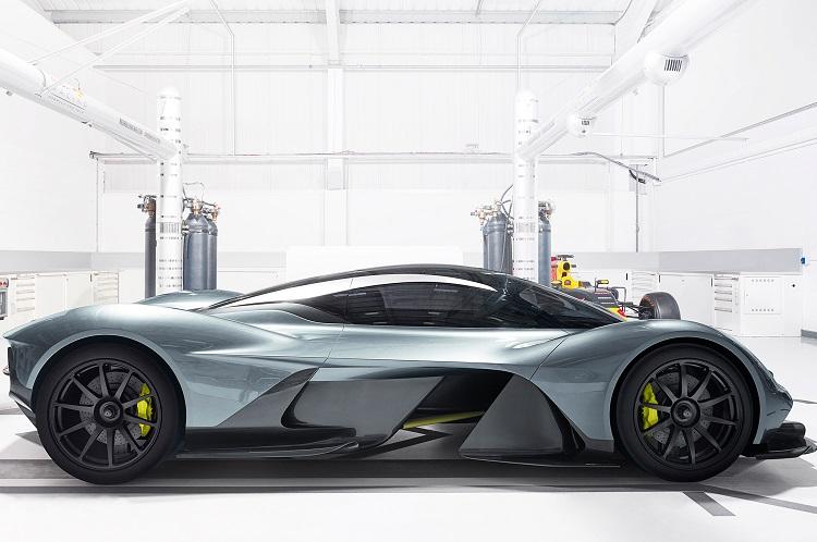 Aston Martin MA-RB 001