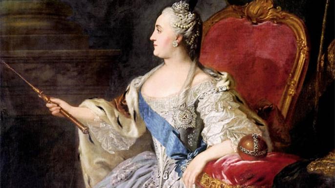 Büyük Katerina (Catherine the Great)