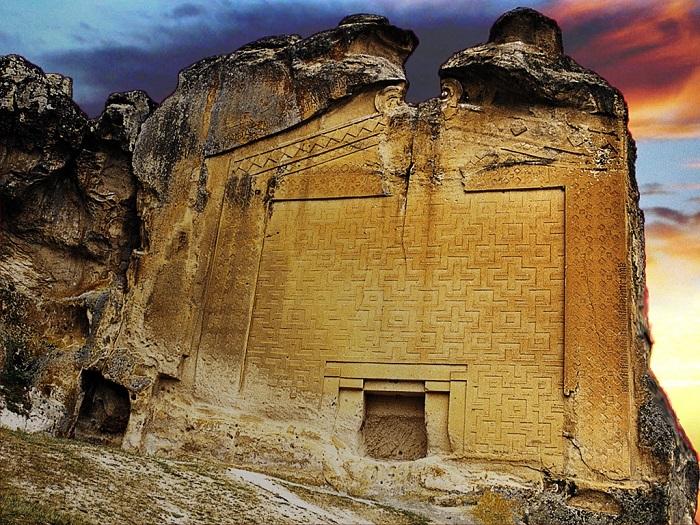 Eskişehir Yazılıkaya