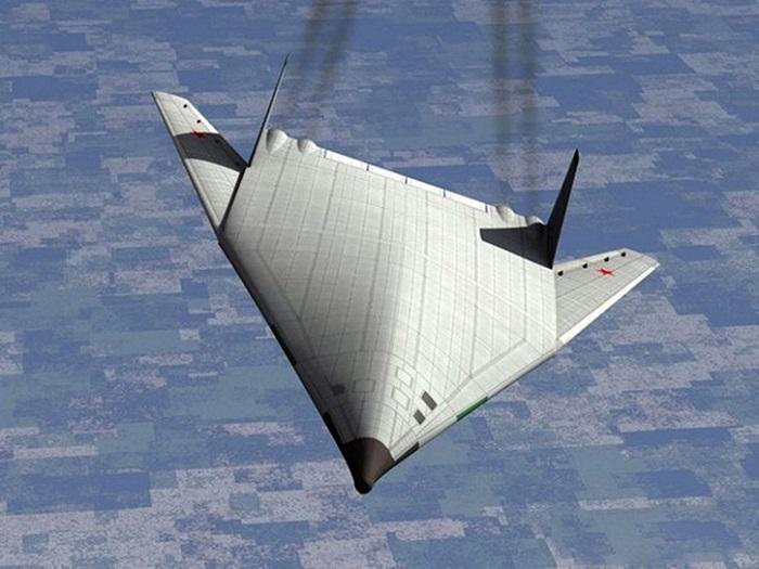 Hipersonik Nükleer Bombardıman Uçağı