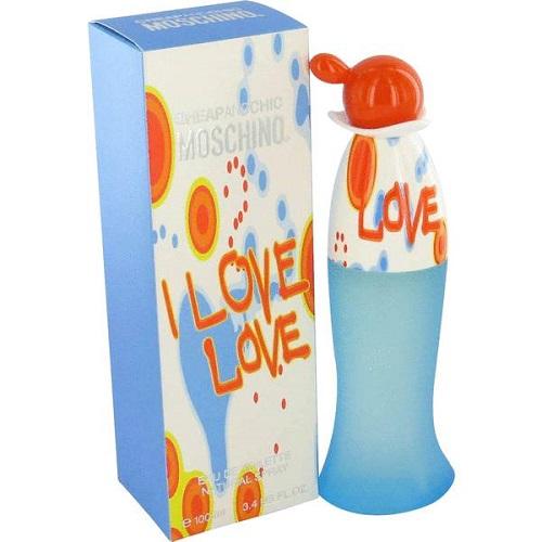I love love (Moschino)
