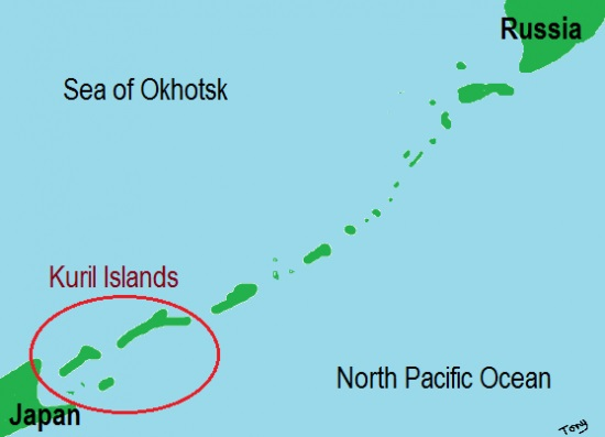 Kuril Adaları