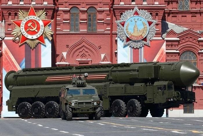 Rusya'nın Nükleer Silahları