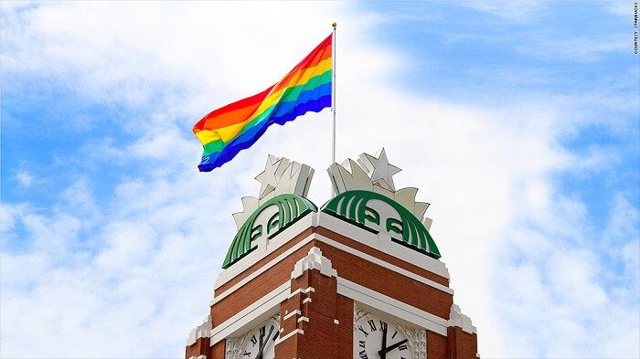 Starbucks LGBT