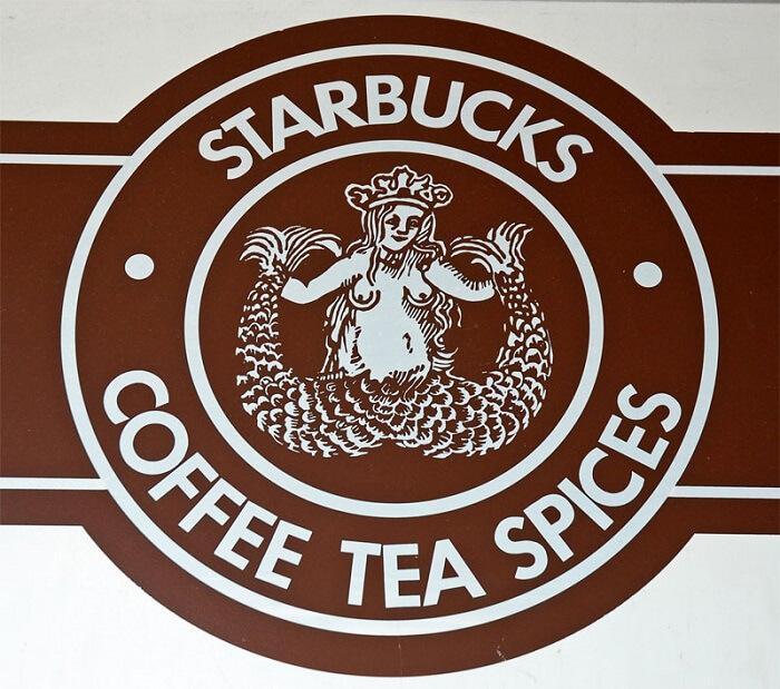 Starbucks orijinal logosu