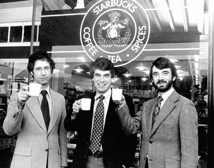 Starbucks kurucuları