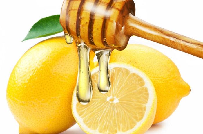 limon bal maskesi