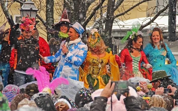 Münih Fasching Karnavalı