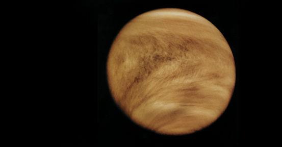 Venüs'te yaşanan süper güçlü rüzgarlar