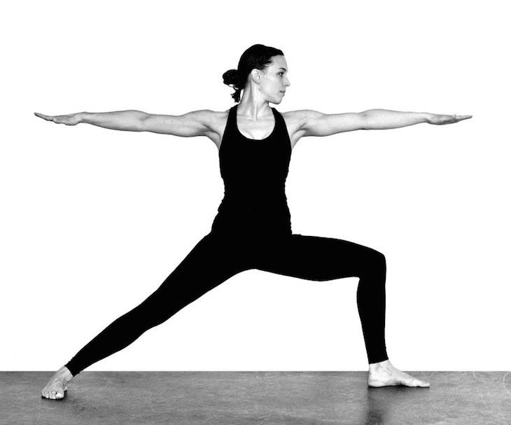 Yoga Savaşçı Pozisyonu