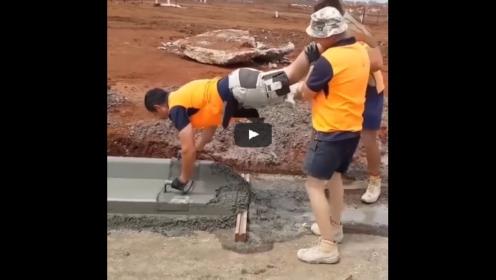 inşaat işçileri