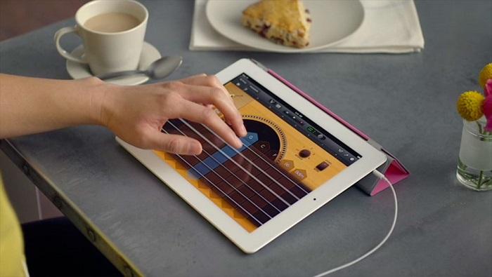 profesyonel ve amatör müzik uygulamaları