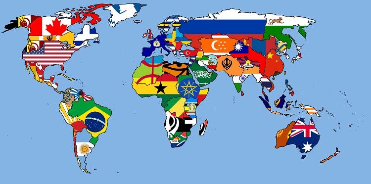 Dünya coğrafyası quiz
