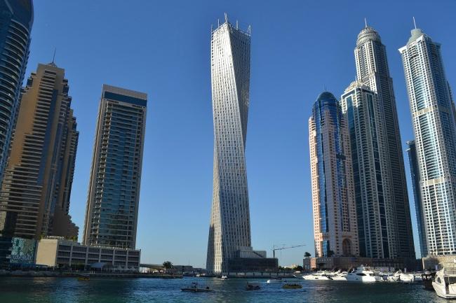Dubai binaları