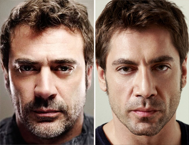 Jeffrey Dean Morgan ve Javier Bardem