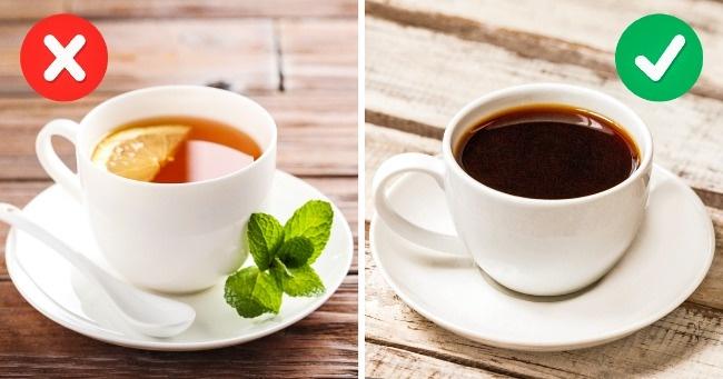 Yemekten sonra çay mı kahve mi