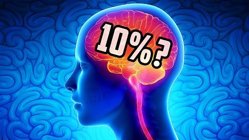 insan beyninin ne kadarını kullanır