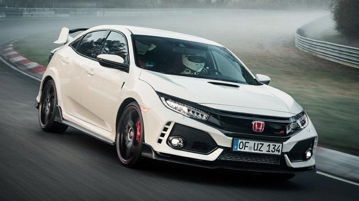 Honda Civic Type R Hız Rekoru