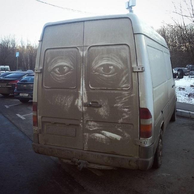Kirli Minibüs