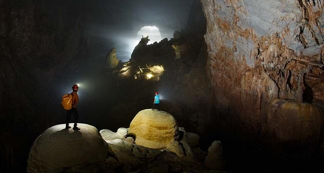 The Hang Son Doong Mağarası
