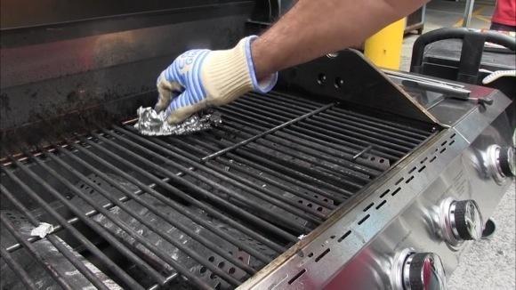 mangal nasıl temizlenir