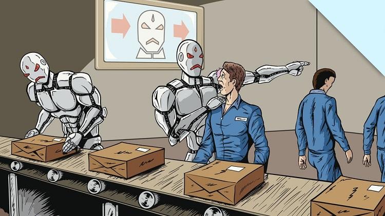 teknolojinin yok edeceği meslekler