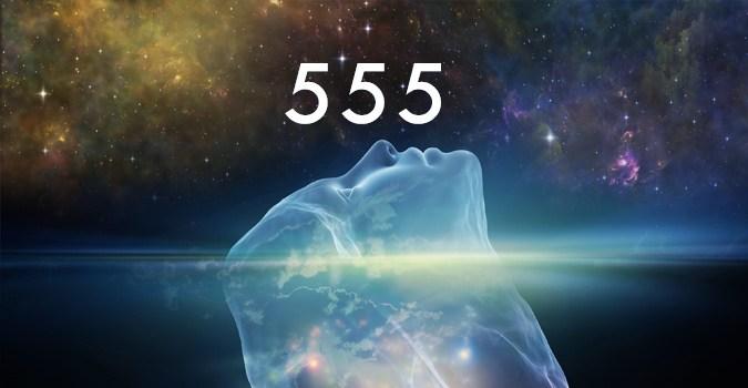 555 anlamı