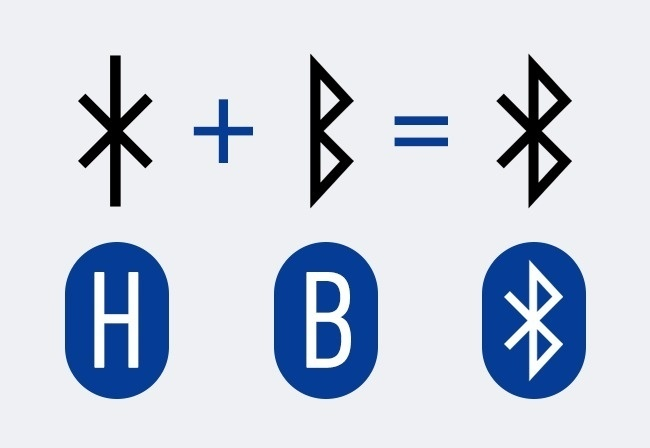 Bluetooth simgesi