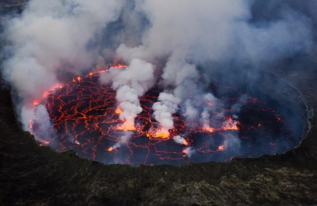 Nyiragongo Yanardağı