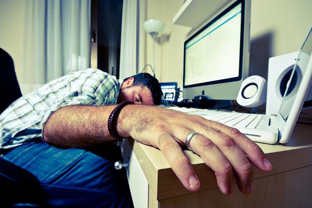 Stres uyku problemine neden olabilir