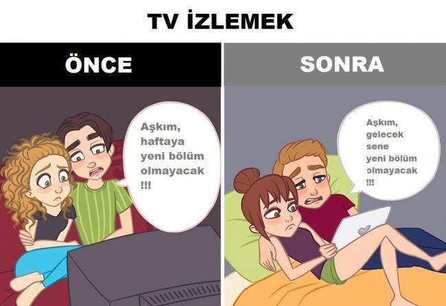 TV izleme