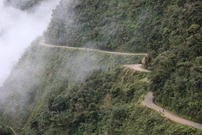 Yungas yolu