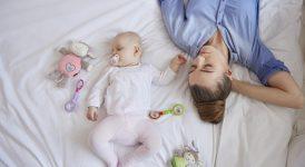bebek nasıl hızlı uyur