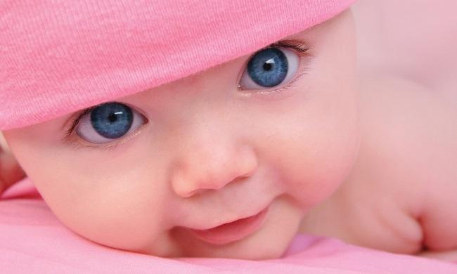 bebekler neden mavi gözle doğar