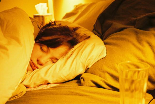 her gece aynı saatte uyanıyorum