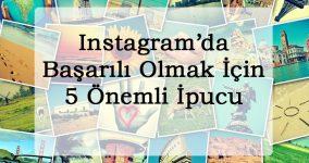 instagramda başarılı olmak