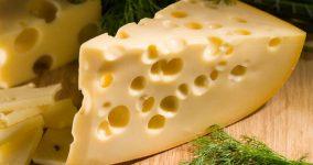 İsviçre peyniri neden delikli