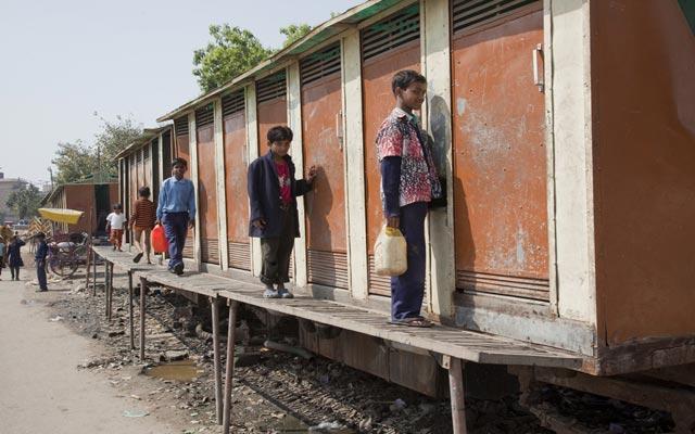 1 milyar insan tuvaletini açık alanda yapıyor