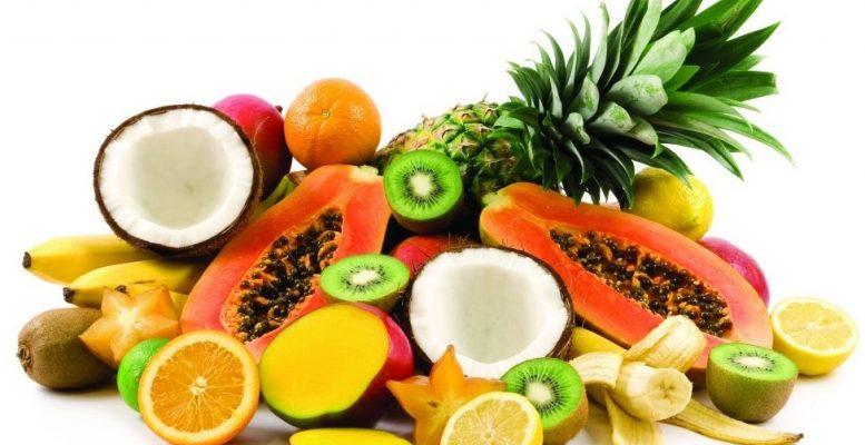 Tropikal-Meyve