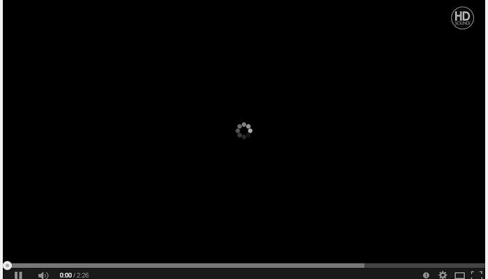 Youtube videolar başlamıyor