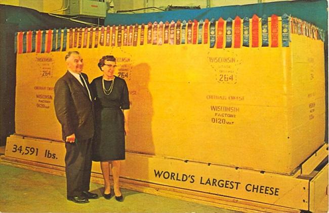 dünyanın en büyük peyniri