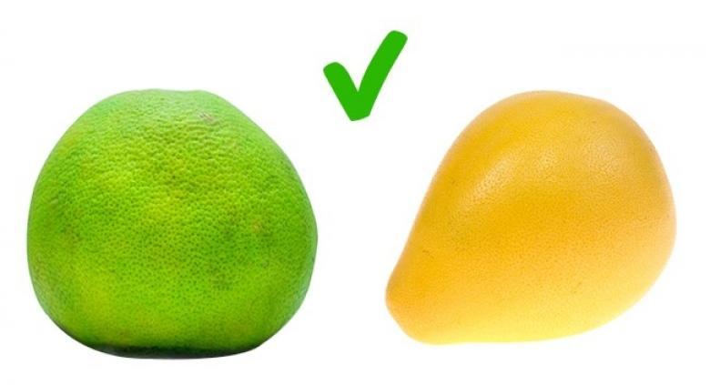 Pomelo Nasıl Seçilir