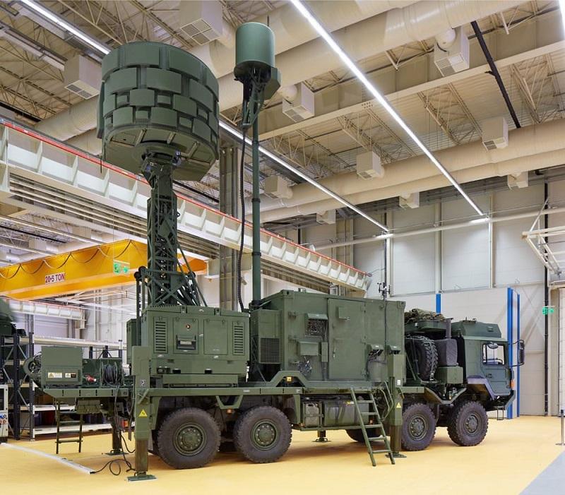 Aselsan Koral Radarı