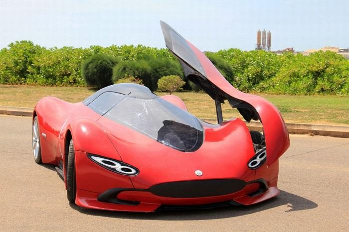 Elektrikli Süper Otomobil