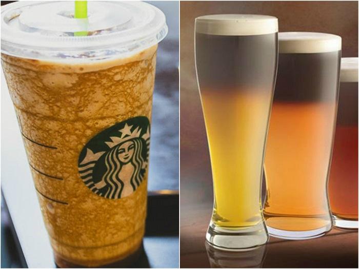 Starbucks Bira Aromalı Latte