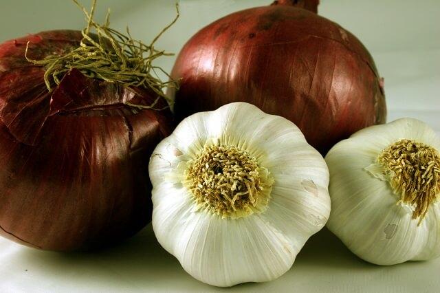 soğan ve sarımsak faydaları