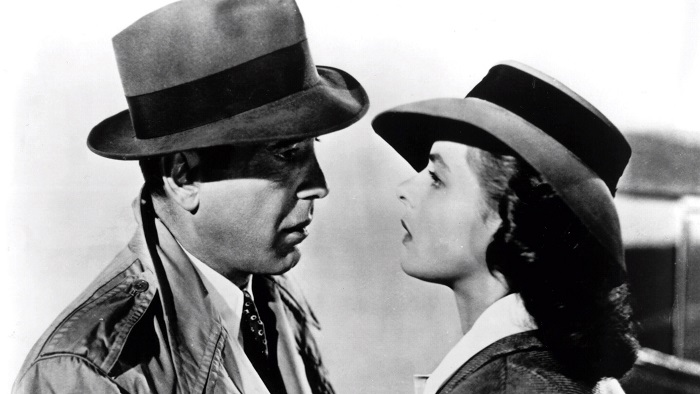 Humphrey Bogart (Casablanca)