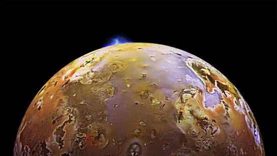 Jüpiter'in uydusu İo