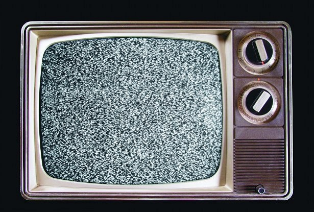 Karıncalı televizyon görüntüsü