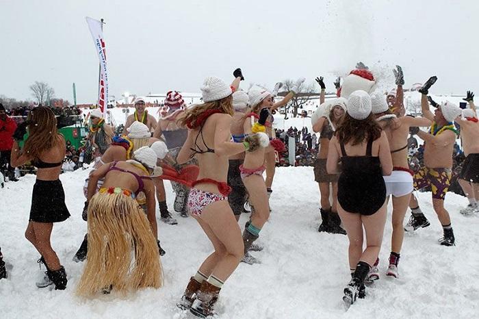 Quebec Kış Karnavalı